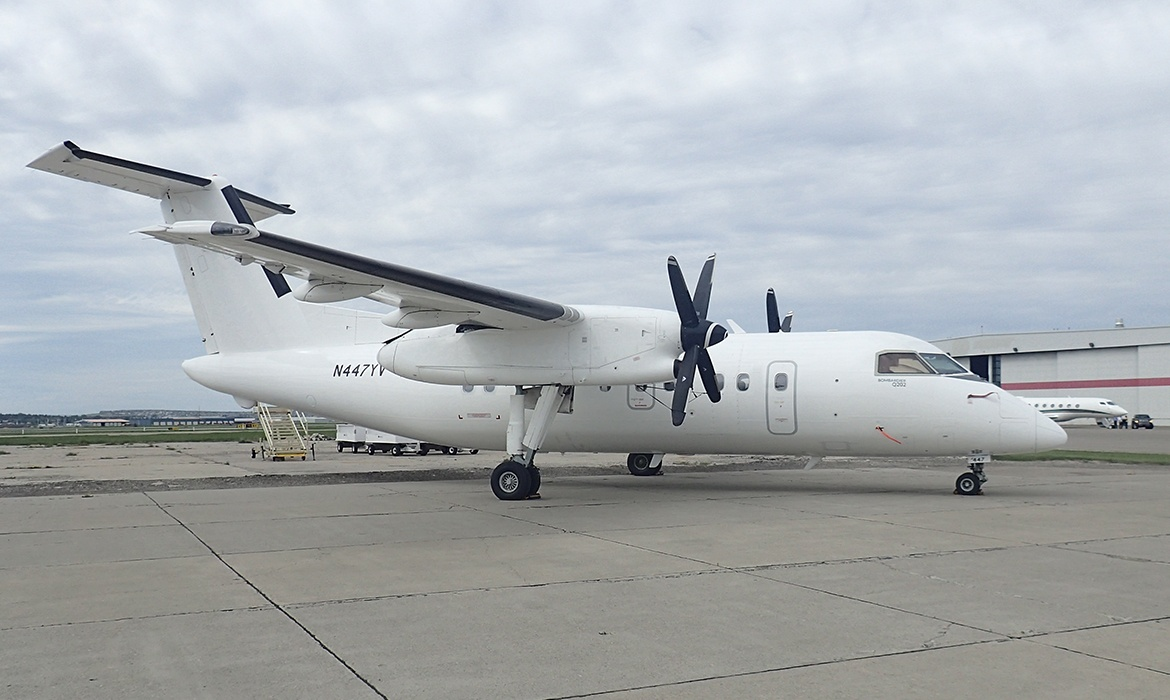 Airstream For Sale >> Airstream Arranges Sale of DHC-8-200 Aircraft - Airstream ...